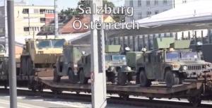 Österreich US-Waffen