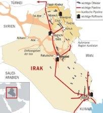 irak pipeline