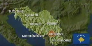 Offene Karten Kosovo