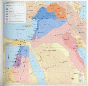 sykes picot agreemant
