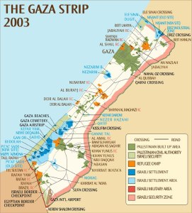 gaza-strip-2003-map